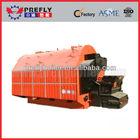 1t/h-20t/h dzl horizontal coal and biomass fired steam boiler