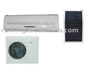 Solar de aire acondicionado, Solar de aire acondicionado