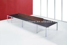Aluminium meeting table