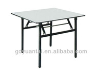 Sample Practical Wood Square Banquet Table YF-006