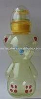 baby plastic cute milk water feeding bottle