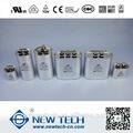 Condensador CBB65-3VP. Condensador para aire acondicionado UL PROTECTED 10000 AFC