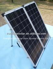 Best Selling 160w 18v foldable solar panel;solar kit