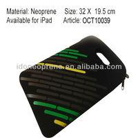 Custom Laptop Bag Neoprene Waterproof Case With Handle Carrying