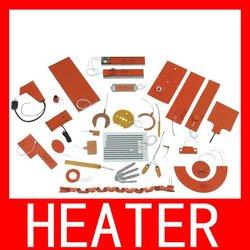 Silicone Rubber Flexible Heater