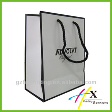 High quality customized printed paper bag for watch