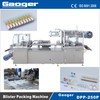 vials blister packing machine(DPP-250P)