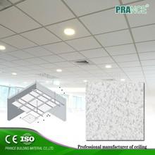 60x60 PVC Gypsum Ceiling Tiles