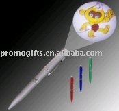 EP003 New Design Metal Projection Pen with Custom Logo