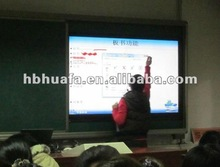 65inch IR multi touch screen LCD interactive whiteboard tv