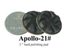 Apollo abrasive polishing pad