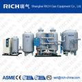 El nitrógeno del psa de equipos para el tanque de carga( agente necesario)
