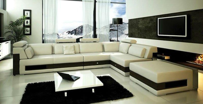 design : wohnzimmer couch modern ~ inspirierende bilder von ... - Moderne Wohnzimmer Sofa
