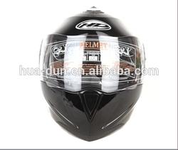 2014hot saling DOT double visor flip up helmet HD-701