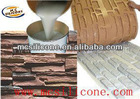 artificial stone silicone rubber raw material