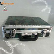 MLD-GC134 High Quality Aluminum Gun Lock Box With Sponge Inside