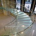 Vidrio laminado de seguridad/de vidrio templado con escaleras como/nzs 2208:1996, bs6206, en12150 certificado