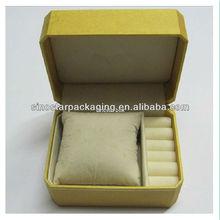 Cheap plastic watch box