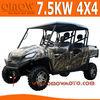 7.5KW 4x4 Utility Electric UTV