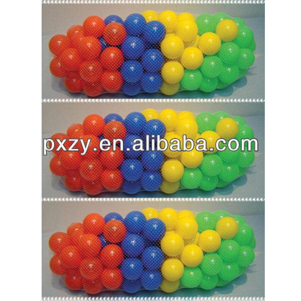 Gros vrac en plastique piscine balles balles jouet balle for Piscine en plastique