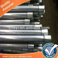 galvanized conduit sizes