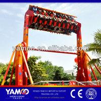 China Amusement Park Supplier Space Travel Amusement Park Rides Top Spin for sale