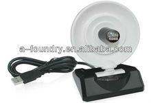 2.4Ghz high powerWireless USB Adapter/Wifi USB adapter with 54Mbps high power 500mW USB2.0/1.1 8dbi wifi antenna