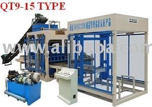 Macchine per fare mattoni( qt9- 15)