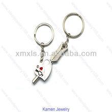 Couple Key Rings customized design production