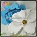 2013 venda quente floração flores de papel
