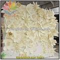 2013 papel de parede decoração artesanal de flores de corte