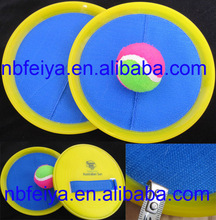 Velcrco Ball & Catch Paddles Game