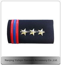 Beautiful colored military lapel pin badges