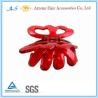 Wholesale butterfly hair claw clip for girls