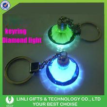 Plastic LED light up gift ice