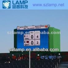 10mm stadium led video scoreboard for basketball game