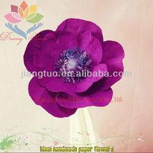 2013 fashion paper flower halloween decoration