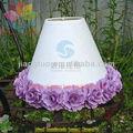 2013 bonito handmade da flor de papel decoração de madeira