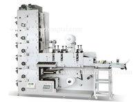 Flex Printing Machine with 3 die cutting station (ZRY320-A)