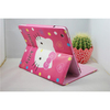 New Coming hello kitty design for ipad case, New Stand PU Leather Tablet Case for ipad 2/3/4