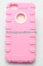 Low price pc tpu mobile phone case for iphone 5 mobile phone accessories factory in china