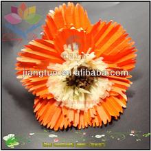 Beautiful Scrapbook flower clay