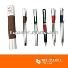 Classic leather pen set