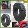 Top seller industrial solid tire, 4 ton forklift rear 7.00-12 rubber solid tires