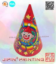 Clown party Paper Hat