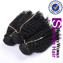 Factory Price Top Grade Queens Superior Quality Original Virgin Chinese Kinky Curly Braiding Hair
