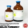 Doxiciclina hcl injeção 20% medicina veterinária