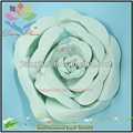 custom design de flores feitas à mão de lã e
