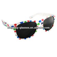 peace wayfarer sunglasses free logo printing samples