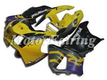 cbr919rr 1998-1999 for honda cbr900rr fairings cbr900rr fairing kit cbr 919 cbr 900 bodykit yellow black